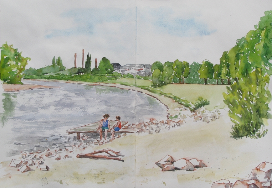 River Rhine / derRhein…